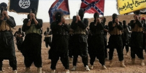 Islamic Extremists adopt the Confederate Flag as their symbol